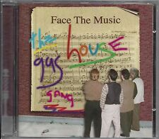 The Gas House Gang - Face The Music    rare  cd