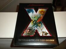 2006 First Edition X-Men The Characters And Their Universe Hardcover