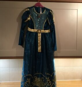 Frozen Disney Anna Costume age 9/10 years preowned in great condition