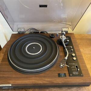 Pioneer PL-51 DC Servo Direct Drive Turntable Vintage Retro Complete !