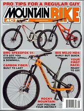 Mountain Bike Action May 2018