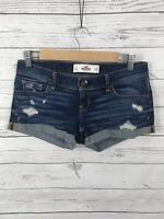 Women's HOLLISTER Denim Hotpants - W26 - Great Condition