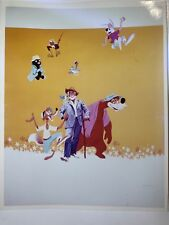 WALT DISNEY'S SONG OF THE SOUTH Cartoon Color 8 X 10 Photo! Buy 3 get 1 FREE!