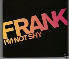 (D635) Frank, I'm Not Shy - DJ CD