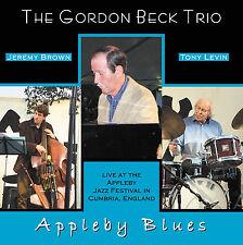 GORDON BECK TRIO - APPLEBY BLUES - CD - JEREMY BROWN & TONY LEVIN - ART OF LIFE