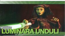 Star Wars Clone Wars Widevision Foil Character Chase Card #17