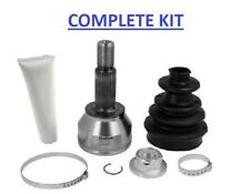 FORD FIESTA MK6 MK5 1.4 TDCI CV JOINT KIT OUTTER FRONT DRIVESHAFT FUSION MAZDA 2
