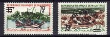 a857) MAURITANIE 1962 Nuovi** MNH** Olympic Games Rome, small overprints 2v