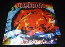 NEBULA 33RPM LP DOS EP'S ROCK STONER METAL GATEFOLD HEAVY PSYCH SOUNDS