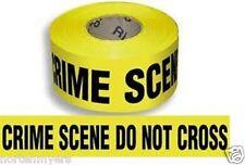 """Crime Scene Do Not Enter Barricade Tape~3"""" X 50'~"""