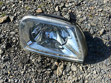 MITSUBISHI L200  Pickup 1998 - 2006 drivers side front head light lamp