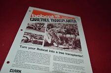 Bobcat Skid Loader Caretree Transplanter Attachment Dealers Brochure DCPA2