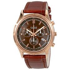 Charmex of Switzerland Hockenheim Chronograph Mens Watch 2837