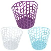 Large 30 Litre Laundry Basket With Handles Storage Washing Bin Plastic Clean Dry