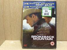 Brokeback Mountain DVD New & Sealed