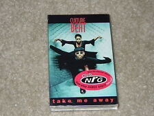 """Culture Beat """"Take Me Away"""" (Dance Electronic) Brand New Single Cassette tape."""
