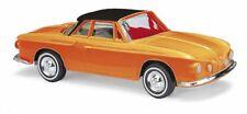 Busch 45807 échelle H0 Karmann-Ghia 1600, bicolore orange #