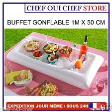 Buffet gonfiabile 100 cm x 50 cm x 10 cm - NUOVO - Colissimo
