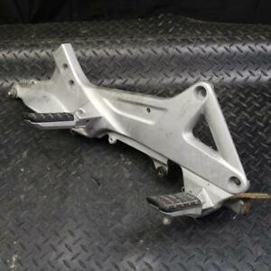04-12 HONDA ST1300A RIGHT FOOT REST PEGS STEP SUPPORT BB94