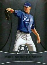 2010 Bowman Platinum Prospects #PP12 Mike Montgomery Kansas City Royals