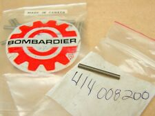 NOS Skidoo Super Olympic E 250 300 370 Brake & Cable Throttle Protector 414 0082
