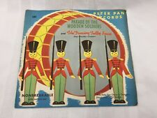 VINYL RECORD-PLAYTIME-PARADE OF THE WOODEN SOLDIERS AND THE DANCING TEDDY BEARS