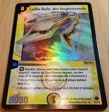 Ladia Bale,der Inspirierende S1/S5 -Duel Masters DM02-Super Rare -Deutsch- Mint