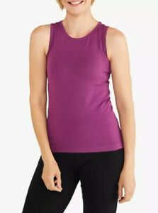 M Life Maha Yoga Top, Berry Purple - Size M/L - New With Tags - RRP £42