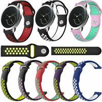 Sports Silikon Armband Uhrenarmband für Nokia Withings Steel HR 36/40mm Garmin