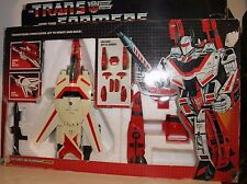 Transformers 1984 G1 Generation 1 Autobot Jetfire Original Hasbro