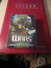 2005 Wars Trading Card Game Nowhere To Hide