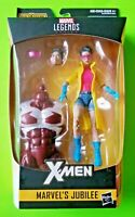 "Marvel Legends X-Men 6"" Jubilee Action Figure (Caliban BAF) - NEW/SEALED"