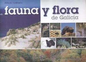 Album Fauna y flora de Galicia