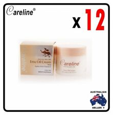 12 x Careline Australia Emu Oil Cream With Jojoba Oil & Vitamin E 100 ml