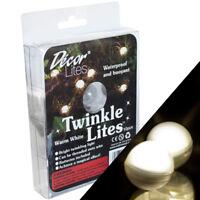 Decor Lites Warm White TwinkleLites x 10
