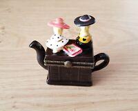 Cofanetto IN Ceramica - Banco Di La Modista