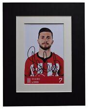 Shane Long Signed Autograph 10x8 photo display Southampton Football AFTAL COA