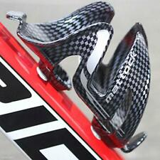 Carbon Fiber Road Mountain Bicycle Bike Cycling Water Bottle Holder Holding Cage