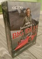 James May's Big Ideas Triple Set (DVD, 2011, 3-Disc Set) New Sealed