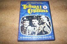 DVD LE TEMPS DES COPAINS no 1 et 4 épisodes série TV années 60