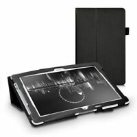 TabletHutBox Slim Smart Case Cover for Acer Iconia One 10 B3-A40 Black