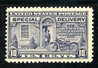 USAstamps Unused FVF US Special Delivery Scott E12 OG MNH
