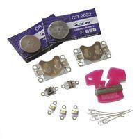 Eletcro Fashion E-Textiles Starter Pack Sewable Wearable Electronics Standard
