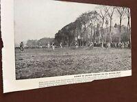 m8-8 ephemera 1938 ww1 picture indian cavalry ypres