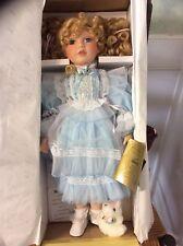 """Seymour Mann """"Bonny""""  21"""" tall doll Brand New"""