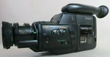 SONY HANDYCAM Video 8 Camcorder CCD-F35 - Excellent Condition but Untested