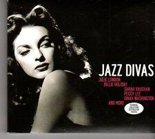 (FD360) Jazz Divas, 42 tracks various artists - 2CDs + Poster - 2012