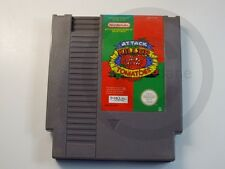 Nintendo NES Game Attack of the Killer Tomatoes, USED BUT GOOD