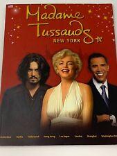 Madame Tussauds New York Wax Museum Brochure Magazine