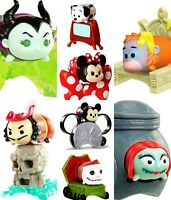 Disney Tsum Tsum Opened Mystery Packs